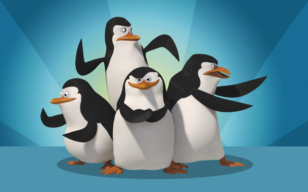 Why the Penguins of Madagascar should be your early Marketing Gurus