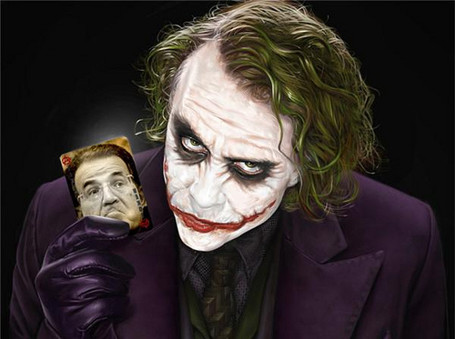 5 traits Joker and the Entrepreneur have in common