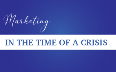 Marketing in the time of a crisis