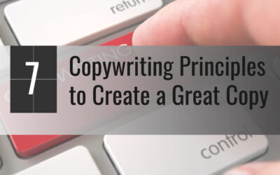 7 PRINCIPLES TO CREATE GREAT COPY